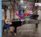 A La Manière De..-Werke Für Piano Solo