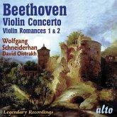 Violinkonzert Op.61/Romanzen Opp.40 & 50