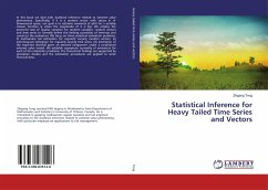 Statistical Inference for Heavy Tailed Time Series and Vectors