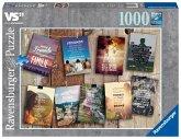 Ravensburger 167064 - Visual Statements - Puzzle, 1000 Teile