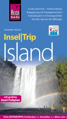 Reise Know-How InselTrip Island - Schwarz, Alexander