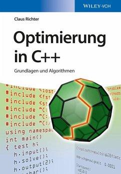 Optimierung in C++ (eBook, PDF) - Richter, Claus