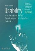 Usability von Produkten und Anleitungen im digitalen Zeitalter (eBook, PDF)