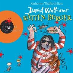 Ratten-Burger (Ungekürzte Lesung mit Musik) (MP3-Download) - Walliams, David