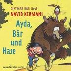 Ayda, Bär und Hase (Ungekürzte Lesung mit Musik) (MP3-Download)