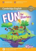 Fun for Starters. Student's Book with audio with online activities. 4th Edition