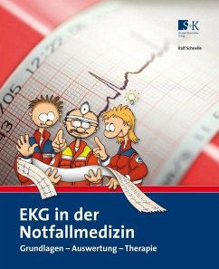 EKG in der Notfallmedizin - Schnelle, Ralf