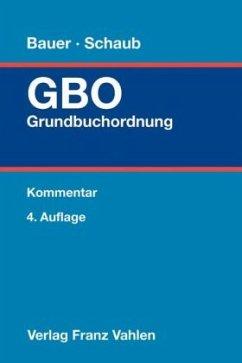 Grundbuchordnung