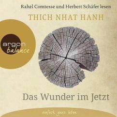 Das Wunder im Jetzt (Ungekürzte Lesung mit Musik) (MP3-Download) - Hanh, Thich Nhat
