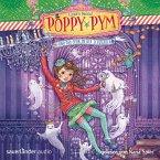 Poppy Pym und der Spuk in der Schulaula / Poppy Pym Bd.2 (Gekürzte Lesung mit Musik) (MP3-Download)