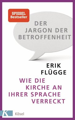 Der Jargon der Betroffenheit (Mängelexemplar) - Flügge, Erik