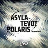 Trilogy-Asyla/Tevot/Polaris (+Blu-R Audio)