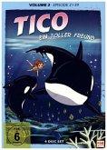 Tico - Ein toller Freund, Episode 21-39 (4 Discs)