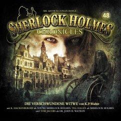 Die schwarze Witwe / Sherlock Holmes Chronicles Bd.48 (1 Audio-CD)