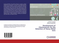 Development of Chemosensor for the Detection of Heavy Metal Ions