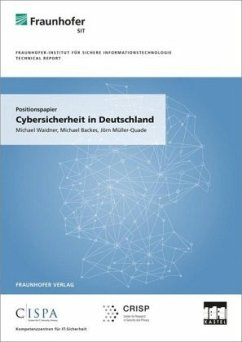 Positionspapier: Cybersicherheit in Deutschland.