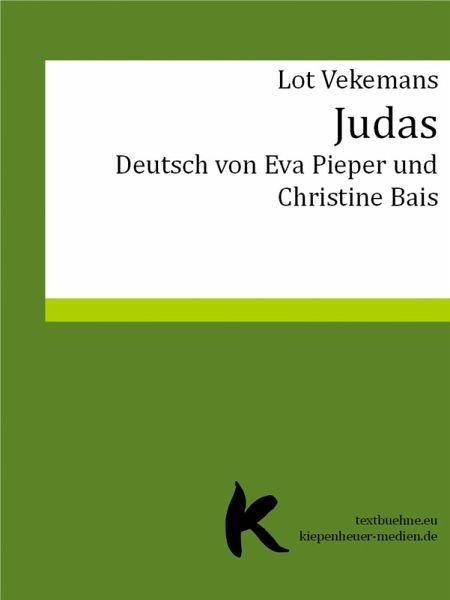 Judas (eBook, ePUB) - Vekemans, Lot