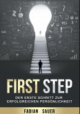 First Step (eBook, ePUB)