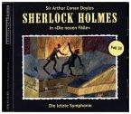 Die letzte Symphonie / Sherlock Holmes - Neue Fälle Bd.35 (1 Audio-CD)