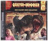 Geister-Schocker - Die Nacht der Giganten, 1 Audio-CD