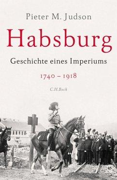 Habsburg (eBook, ePUB) - Judson, Pieter M.