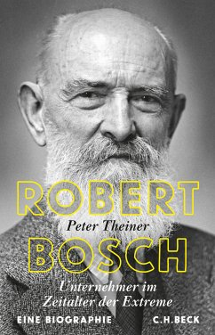 Robert Bosch (eBook, ePUB) - Theiner, Peter