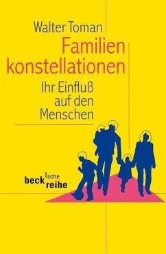 Familienkonstellationen (eBook, ePUB) - Toman, Walter