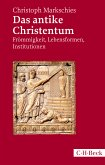 Das antike Christentum (eBook, ePUB)