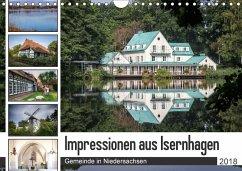 Impressionen aus Isernhagen (Wandkalender 2018 DIN A4 quer) Dieser erfolgreiche Kalender wurde dieses Jahr mit gleichen Bildern und aktualisiertem Kalendarium wiederveröffentlicht.