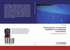 Performance of seaweed biofilters in integrated...