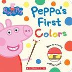 Peppa's First Colors (Peppa Pig)