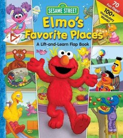 Sesame Street Elmo´s Favorite Places