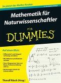 Mathematik für Naturwissenschaftler für Dummies (eBook, ePUB)
