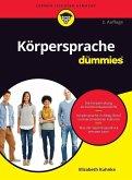 Körpersprache für Dummies (eBook, ePUB)