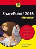 SharePoint 2016 für Dummies (eBook, ePUB)