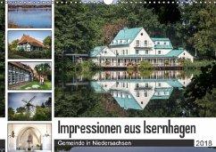 Impressionen aus Isernhagen (Wandkalender 2018 DIN A3 quer) Dieser erfolgreiche Kalender wurde dieses Jahr mit gleichen Bildern und aktualisiertem Kalendarium wiederveröffentlicht.