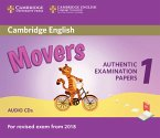 Cambridge English Young Learners Test Movers 1 for revised exam from 2018, Audio-CD
