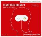Mensch und Spiel, 2 Audio-CDs / Hirnforschung, Audio-CDs .9