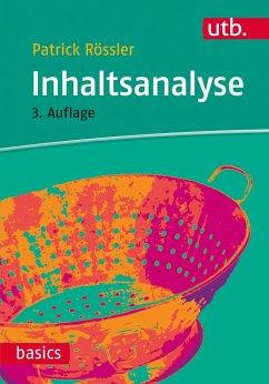 Inhaltsanalyse - Rössler, Patrick