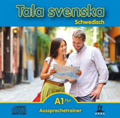 Aussprachetrainer A1 Plus, Audio-CD / Tala svenska, Neuausgabe - Guttke, Erbrou Olga