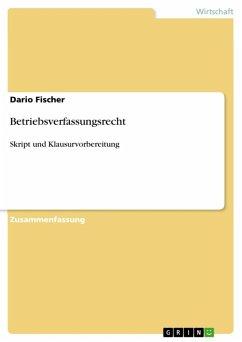 Betriebsverfassungsrecht (eBook, ePUB)
