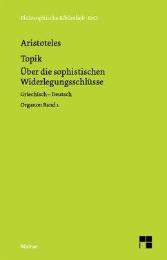 Organon. Band 1: Topik (eBook, PDF) - Aristoteles