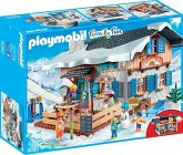 PLAYMOBIL® 9280 Skihütte