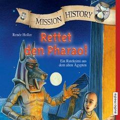 Mission History - Rettet den Pharao! (MP3-Download) - Holler, Renée