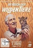 Im Reich der wilden Tiere - Staffel 2 - Folgen 27-52 DVD-Box