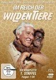 Im Reich der wilden Tiere - Staffel 1 - Folgen 1-26 (Fernsehjuwelen) DVD-Box