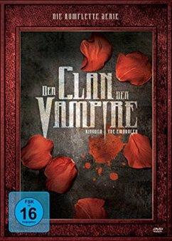 Der Clan der Vampire - Die komplette Serie (3 Discs)