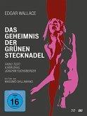 Edgar Wallace: Das Geheimnis der grünen Stecknadel Mediabook
