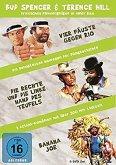 Bud Spencer & Terence Hill - Vier Fäuste gegen Rio / Die rechte und die linke Hand des Teufels / Banana Joe DVD-Box