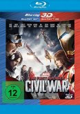 The First Avenger: Civil War (Blu-ray 3D + Blu-ray)